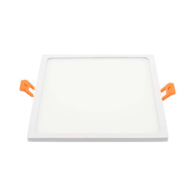 Downlight Led SLIM KVADRATA 22W, Blanco frío